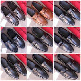 195f137c7fcb2 Zapatos Oxford Ferragamo de Hombre
