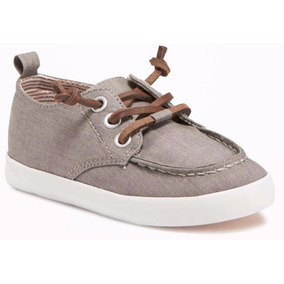 Tenis Old Navy Para Niño Lace-up Boat 490851-02