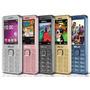 Telefono Blu Diva 3 Camara Flash + 2 Sim + Mp3 + Radio