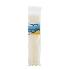 Cincho De Plástico Blanco 10 Cm/4 Fu0260 Fulgore