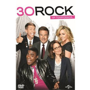 Dvd Box 30 Rock 6ª Temporada 3 Discos