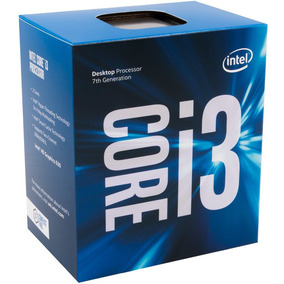 Processador Intel Core I3-7100 Kabylake 3,9ghz Lga1151