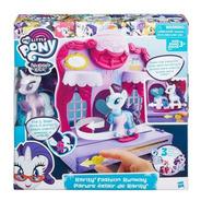 My Little Pony Rarity Fashion Runway Sobre Ruedas Rym
