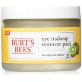 Burt 39 S Bees Eye Makeup Remover Pads Cuenta 35