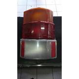 Jogo De Lanternas Traseiras Onibus Marcopolo Viaggio Gv1000.