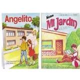 Libros Mi Jardin Y Angelito Version Completos 2x1 +8 Regalos