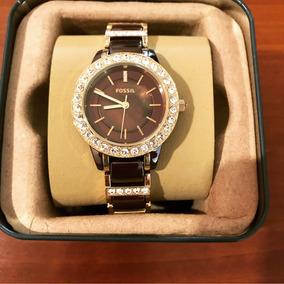 1d8a98e59ed Relógio Fóssil Original Novo Importado Lindo Feminino