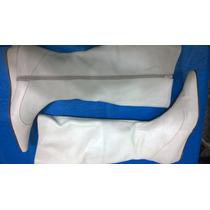 Botas Caña Alta Paruolo Nuevas N°38-caña 38cm.-taco 3.5cm.