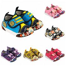 Zapatos Tenis Bebes Niña Niño Tallas 12 A 17