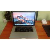 Macbook Pro (15 Pulgadas, Principios De 2011)