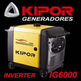 Asesoramiento Kipor Ig6000 Inverter Garantia T/ Honda Eu70