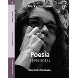 Libro Poesía (1992-2013) Macky Corbalán