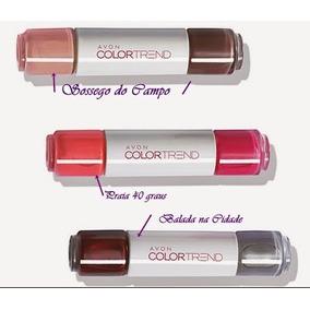 Duo Esmalte Color Trend Avon Com Cor A Escolher Duo