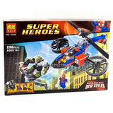 Lego Altern Spiderman Hombre Araña Duende Verde Green Goblin