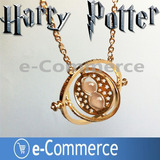 Collar Giratiempo Harry Potter Gira Tiempo Hermione Cosplay