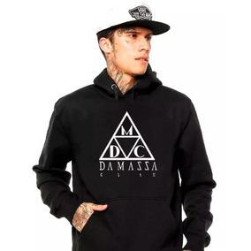 Moletom Damassaclan Dmc Moleton Rap Hip Hop Skate