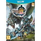 Monster Hunter 3 Ultimate Wiiu Game Sport Chile