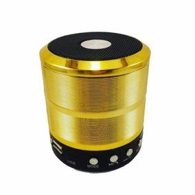 Caixinha Mini Caixa Som Portátil Bluetooth Mp3 Fm Sd Usb