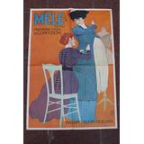 Poster Vintage - Mele Napoli - Primaria Casa In Confezioni