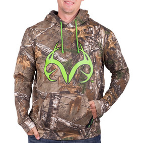 Chompa Camuflada Realtree Maple