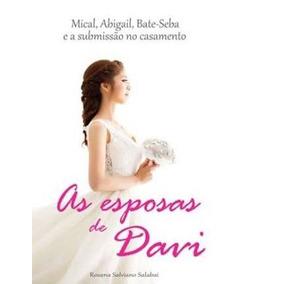 Livro As Esposas De Davi 20 Unid P/ Eventos Com Mulheres