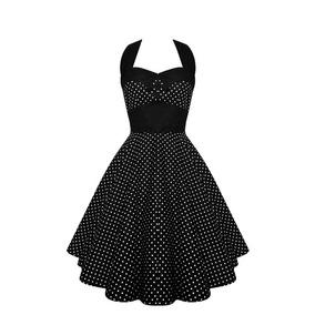 Vestido Pin Up Rockabilly Vintage Circular Mdo 098