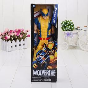 Boneco Wolverine Logan - Marvel - Hasbro - Pronta Entrega