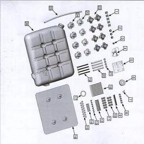 Kit Completo Tanque De Agua Climatizador Viesa