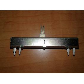 Potenciómetro Deslizable 25k Lineal 73mm De Largo