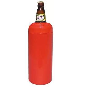 Porta Garrafa Para Cerveja Litrão Térmica Cooler Camisinha