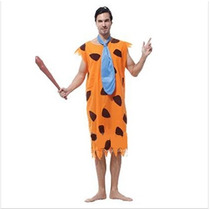 Fantasia Para Adulto Masculina Flintstones Arrase Na Festa