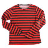 Camiseta Halloween Freddy Krueger Listrada Tamanho G