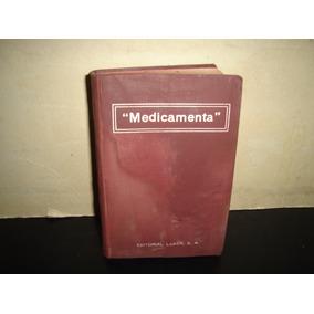 (m) Medicamenta,guía Farmacéuticos,médicos,veterinarios-1940