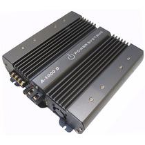 Modulo Amplificador Digital, Power Systems A1000 D 2 Canais