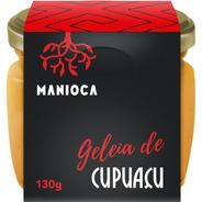 Geleia De Cupuaçu Manioca 130g - 100% Natural