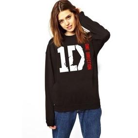 Blusa Moletom One Direction Banda Oferta.