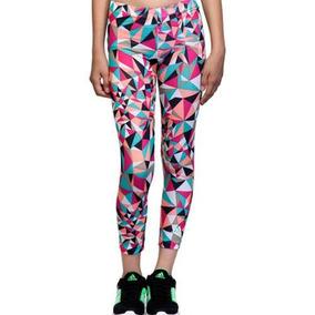 Leggings Rock It All Over Print Bebe adidas Aj6220