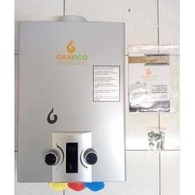 Boiler Calentador De Paso Instantaneo Gaxeco 6 Lt /min Nuevo