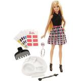 Barbie Estudio De Colores