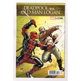 Deadpool Vs Old Man Logan # 1 - Variante 1 - Televisa