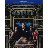 El Gran Gatsby Leonardo Di Caprio Pelicula Blu-ray 3d + Bd