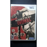 Wii The House Of The Dead Overkill