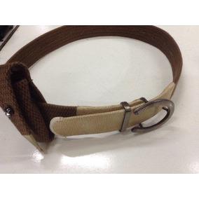 Cinturones Huaso Fino Cuero Crudo / Bauldeaperos