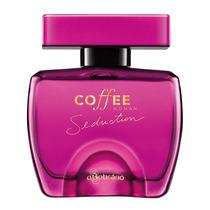 Perfume Boticário Coffee Woman Seduction
