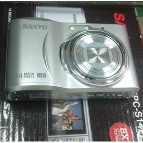 Camara Digital Sanyo Modelo Vpc-x1442-s