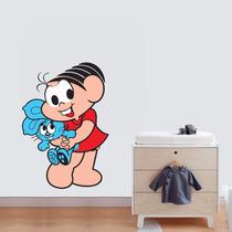 Adesivo Parede Quarto Infantil Desenho Turma Da Mônica