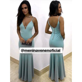 fec7dba04 Vestido De Bebe Sininho - Vestidos Longos no Mercado Livre Brasil