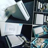 Nintendo Wii Blanco En Caja
