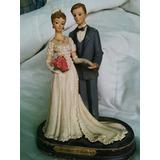 Figura Novios Tortas Matrimonios Bodas Muñecos