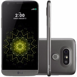 Lg G5 H860, 4g Lte, 4gb Ram 16mp Dual Cam 4k, 32gb Factura A